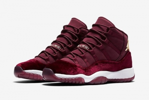 Air Jordan 11 Retro Heiress Collection Girls 852625-650